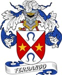 Ferrando Family Crest / Ferrando Coat of Arms