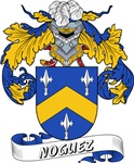 Noguez Family Crest / Noguez Coat of Arms