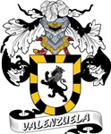 Valenzuela Family Crest / Valenzuela Coat of Arms