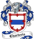Charteris Family Crest, Coat of Arms