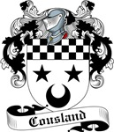 Cousland Family Crest, Coat of Arms
