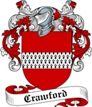 Crawford Family Crest, Coat of Arms