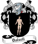Dalzell Family Crest, Coat of Arms
