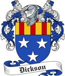 Dickson Family Crest, Coat of Arms