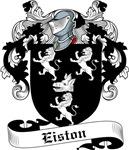 Eiston Family Crest, Coat of Arms