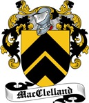 MacClelland Family Crest, Coat of Arms
