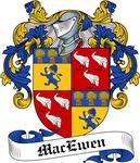 MacEwen Family Crest, Coat of Arms