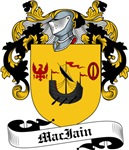 MacIain Family Crest, Coat of Arms