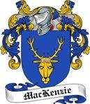 MacKenzie Family Crest, Coat of Arms