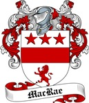 MacRae Family Crest, Coat of Arms