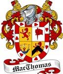 MacThomas Family Crest, Coat of Arms