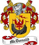 McDonald Family Crest, Coat of Arms
