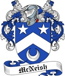 McNeish Family Crest, Coat of Arms