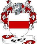 Melville Family Crest, Coat of Arms