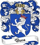 Besse Family Crest, Coat of Arms