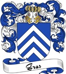 Gras Family Crest, Coat of Arms