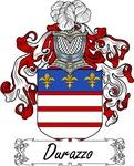 Durazzo Family Crest, Coat of Arms