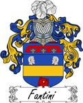 Fantini Family Crest, Coat of Arms