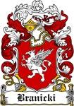 Branicki Family Crest, Coat of Arms