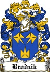 Brodzik Family Crest, Coat of Arms