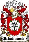 Jakubowski Family Crest, Coat of Arms