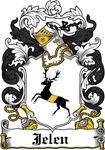 Jelen Family Crest, Coat of Arms