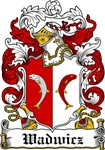 Wadwicz Family Crest, Coat of Arms