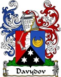 Davydov Family Crest, Coat of Arms