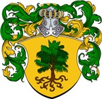 Berkhout Family Crest, Coat of Arms