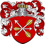Greven Family Crest, Coat of Arms