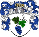 Peeters Family Crest, Coat of Arms