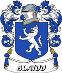 Blaidd Coat of Arms, Family Crest