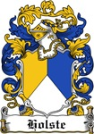 Holste Coat of Arms, Family Crest