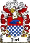 Juel Coat of Arms, Family Crest