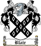 Blair Coat of Arms, Family Crest