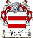 Deane Coat of Arms, Family Crest