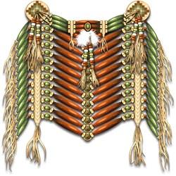 Native American Breastplate 4