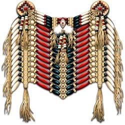 Native American Breastplate 9