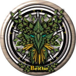 Celtic Greenman Pentacles