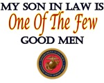 USMC - My Son in law is one of the fre good men