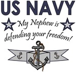 US Navy - My Nephew is defending your freedom!