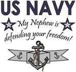 US Navy - My Nephew is defending your freedom!