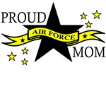 Proud Air Force Mom with Hero Poem