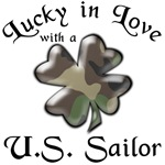 Lucky in Love with a U.S. Navy Sailor