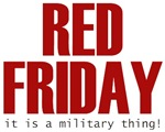 Red Friday Designs - Support our Troops