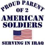 Proud Parent of 2 American Soldiers