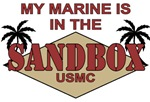 My Marine is in the Sandbox