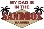 My Dad/Daddy is in the Sandbox