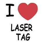 I heart laser tag