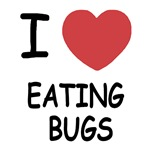 I heart eating bugs